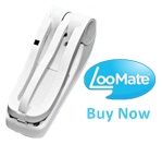 LooMate - automatic toilet seat closer. Buy Now!