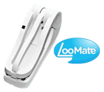 LooMate - automatic toilet seat closer - Buy now!